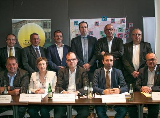 N-VA-politici uit negen Wase gemeenten willen samen met het Vlaams gewest het cameraschild als pilootproject uitwerken. - foto Joris Vergauwen